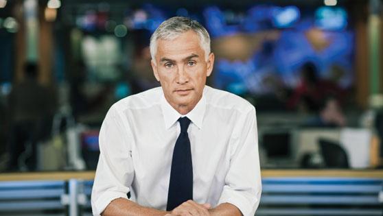 Le journaliste Jorge Ramos
