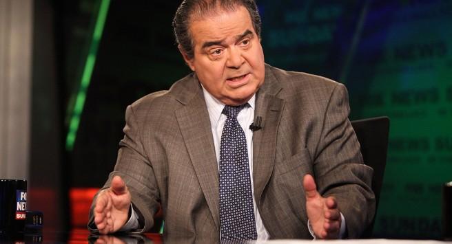 Antonin Scalia sur Fox News, 2012