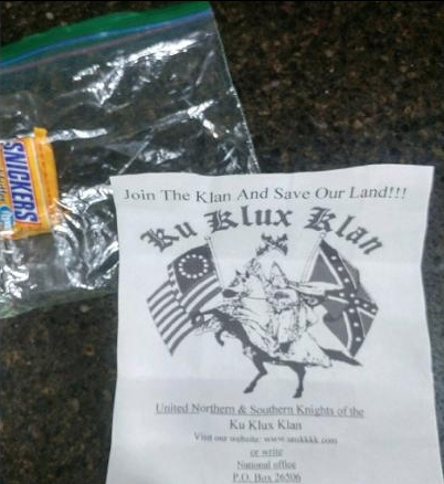 Andrew Cuomo directs investigation into candy/white supremacy flyers